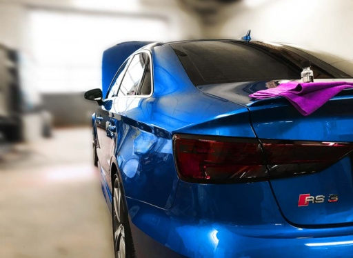car detailing con nanotecnologia