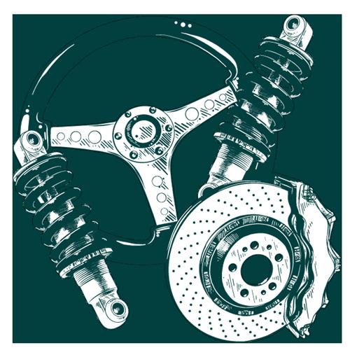 Riparazione meccanica